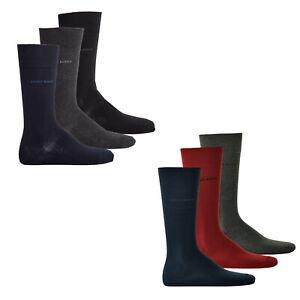 HUGO-BOSS-Men-039-s-Socks-Savings-Pack-short-Socks-Gift-Box-One-Size-40-46