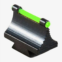 Ruger 44 Mag Carbine green Fiber Optic Front Sight Insert