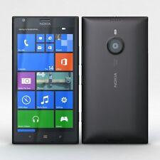 Nokia Lumia 1520 Windows 8 16GB Black AT&T Smartphone Excellent Condition