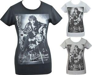 The Stranglers Womens PUNK T-Shirt JJ Burnel Euroman Triumph Japanese Bass S-2XL