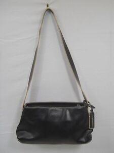 0fd080d341c8 Image is loading Womens-Liz-Claiborne-Accessories-Leather-Handbag-Purse -Small-