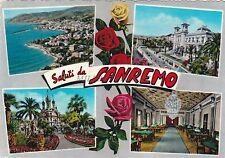 SAN REMO - Saluti - Vedute 1969
