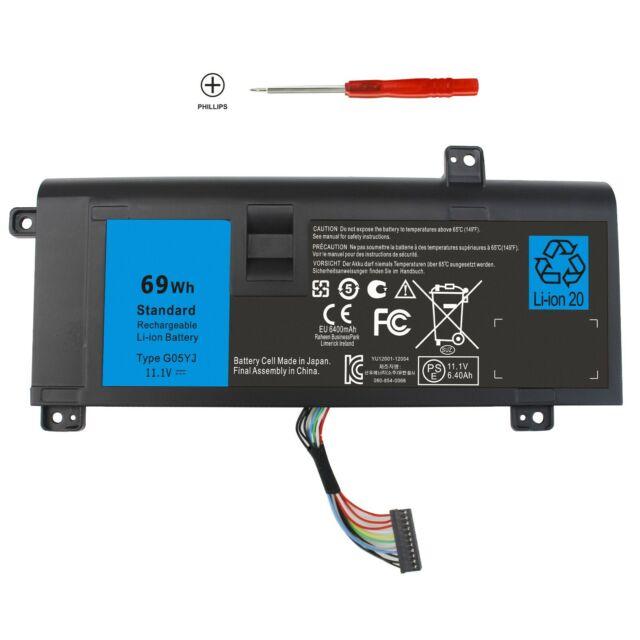 Alienware Laptop Cmos Bios Battery Genuine OEM