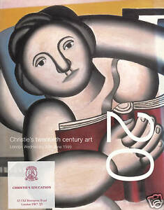 CHRISTIE-039-S-LONDON-TWENTIETH-CENTURY-ART-30-07-1999-EXCL