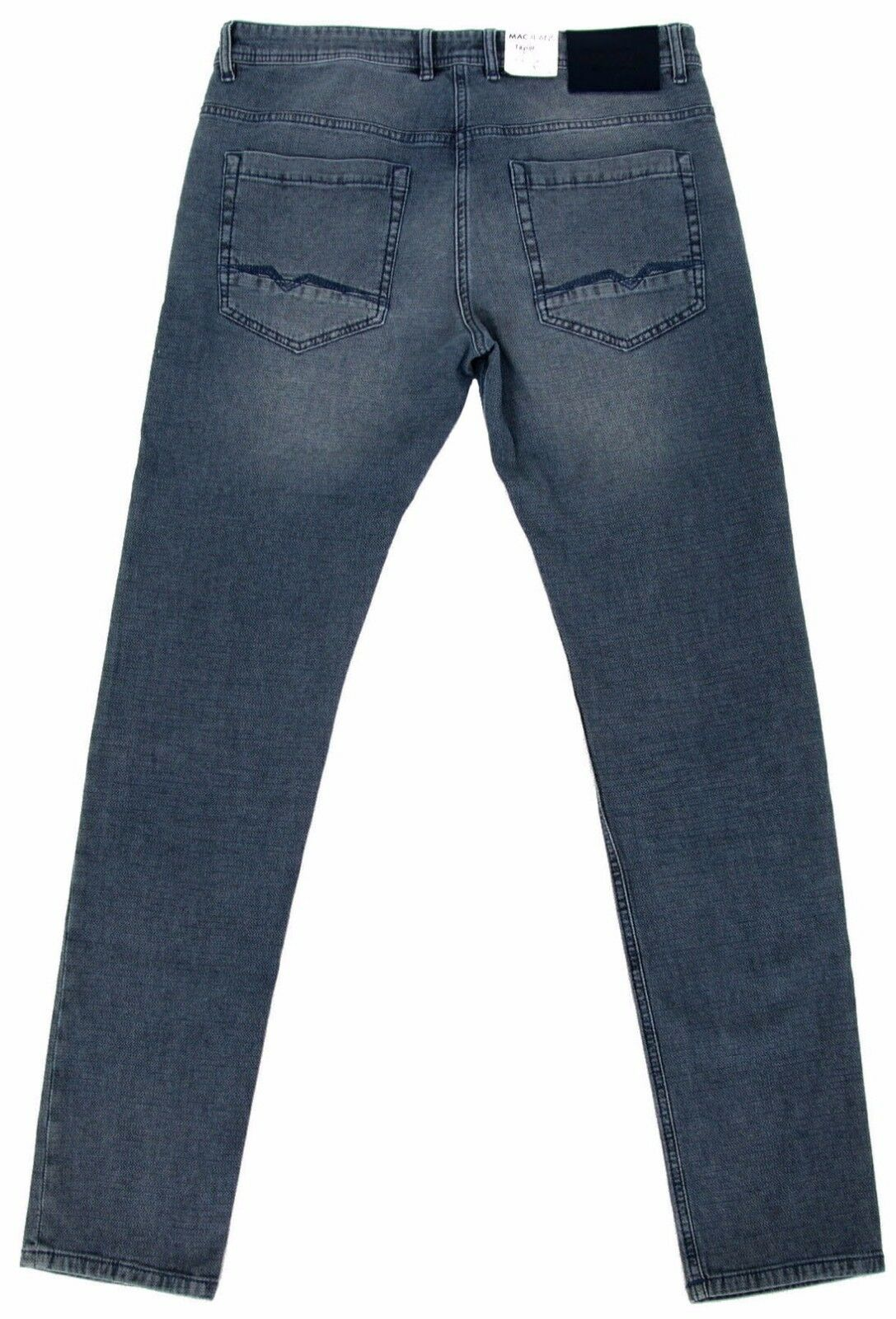 JEANS Mac Taylor Jeans Uomo Pantaloni Lang Uomo Uomo Uomo denim pants w33 l34 structured Denim 169e93