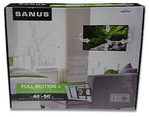 Sanus Vmf620 B2 Full Motion Cantilever Wall Bracket Mount