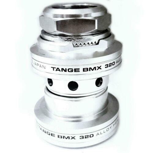 "Tange 1/"" BMX Headset MX320 High Polish Silver"
