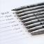 1pcs-Brush-Markers-Pen-Different-Size-Pigment-Liner-Triangular-Fineliner-Pens thumbnail 1