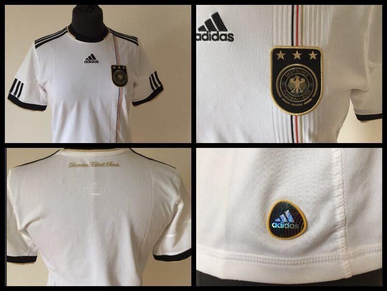 Maglia germany football shirt adidas trikot fussball jersey young boy