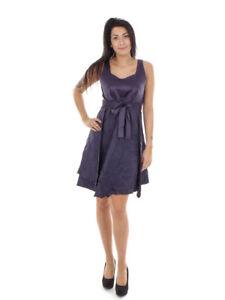 Skunkfunk Summer Strap Dress Aterbe Purple New