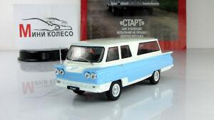 Start-USSR-Soviet-Auto-Legends-Diecast-Model-DeAgostini-1-43-61