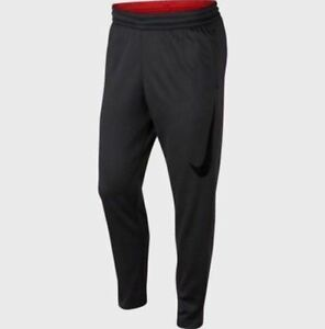 Details about NWT Men's Nike Big & Tall Therma Swoosh Pants Tapered AQ2715 Anthracite