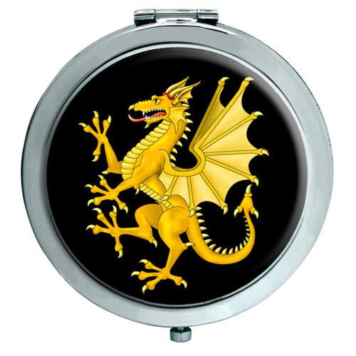 Somerset Dragon Compact Mirror