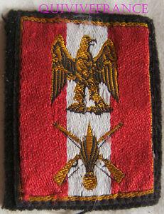 IN8001 - INSIGNE TISSU PATCH 15ème division d'linfanterie Limoges dNOCT4LV-09170440-478770804