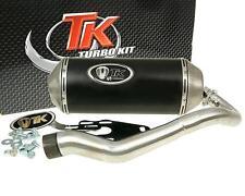Auspuff Sport mit E Zeichen Turbo Kit GMax 4T für Vespa GTS 300