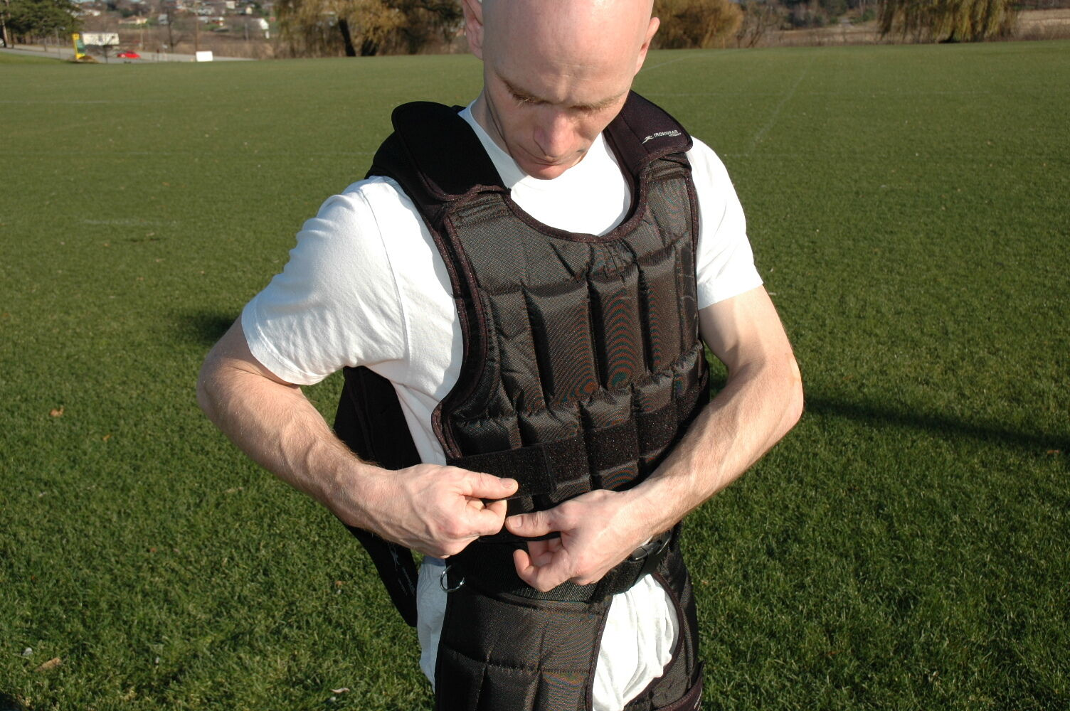 56lbs Ironwear® weights Short Uni-Vest® Max-System 1/2lb Flex-Metal® weights Ironwear® MADE IN USA ca87ba