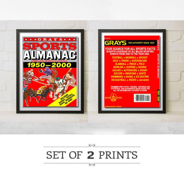 Back to the Future 2 Grays Sports Almanac Movie Prop McFly Delorean Time Machine