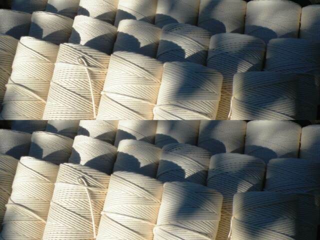 Docht Runddocht Kerzendocht Flachdocht - Kerzendurchmesser von 0,5 cm bis 20 cm