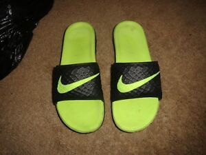 lime green nike sandals off 58% - www