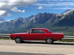 1967 Dart GTS