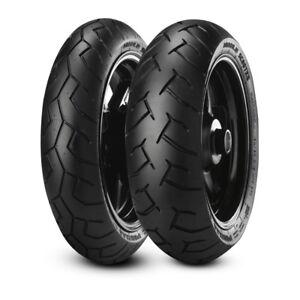 Pneumatico-gomma-Pirelli-Diablo-Scooter-140-60-14-TL-64P-M-C-ruota-posteriore