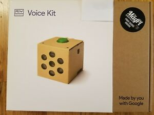 Google-AIY-Projects-Voice-Kit-Includes-MagPi-Essentials-Free-Guide-NEW