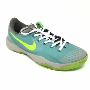 new product 58795 aab00 Details about Men's Nike Zoom Kobe Venomenon 4 Shoes Sneakers Size 12  Basketball Jade Gray K11