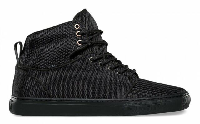 VANS OTW Collection Alomar Tiger Clash Black Shoes Mens Sz Size 7 Skate Sk8 7b18343a09c