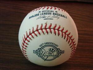 New-York-Yankees-100-Anniversary-Baseball-1903-2003