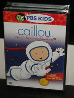 Caillou - Playschool Adventures (dvd) Childrens, Television Pbs Kids Dvd
