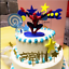7-PCS-3D-Superhero-Spiderman-Cake-Topper-Cup-Cake-Decorations-Birthday thumbnail 6