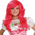 Costumes for All Occasions Ru51792 Strawberry Shortcake Wig