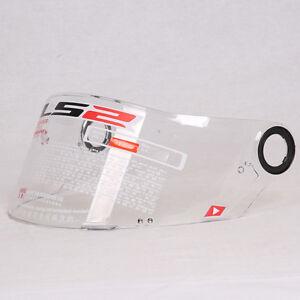 VISIERA CASCO LS2 MODULARE STROBE EASY FF325 TRASPARENTE