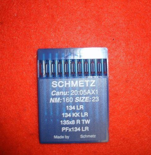 Schmetz-Rundkolbennadel System 134LR Nm 160