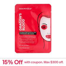 Skin Physics Dragons Blood Hydration Maximiser Masks - 10 pcs