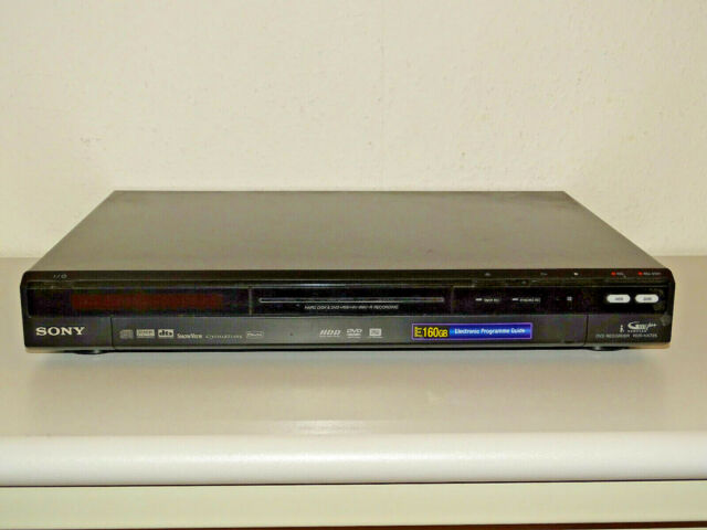Sony Rdr-Hx725