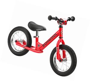 Details about Schwinn Balance Bike Kids 12 Inch Red Adjustable Seat  Handlebars No Pedal