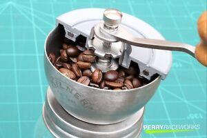 LID ONLY Kilner Manual Coffee Grinder Lid Beans Top Cover Stop Spilling Jar Cap