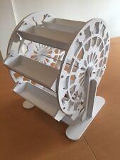 Candy Cart Ferris Wheel,New,Flatpack,60cm High,Free Tongs,Scoop & Sweetie Bags