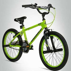 20 zoll bmx bergsteiger monaco kinderfahrrad bike freestyle kinderrad fahrrad ebay. Black Bedroom Furniture Sets. Home Design Ideas