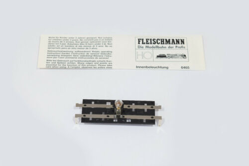 Fleischmann 6465 Spur H0 Innenbeleuchtung