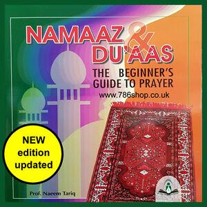 Details about Namaaz & Duas ( Namaz Beginner's Guide to Islamic Prayer  salah Book ) nammaz New