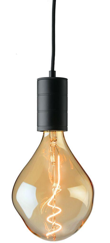 425902 lámparas LED XXL organic oro, 6w, 2200k, 300lm, 27cm H