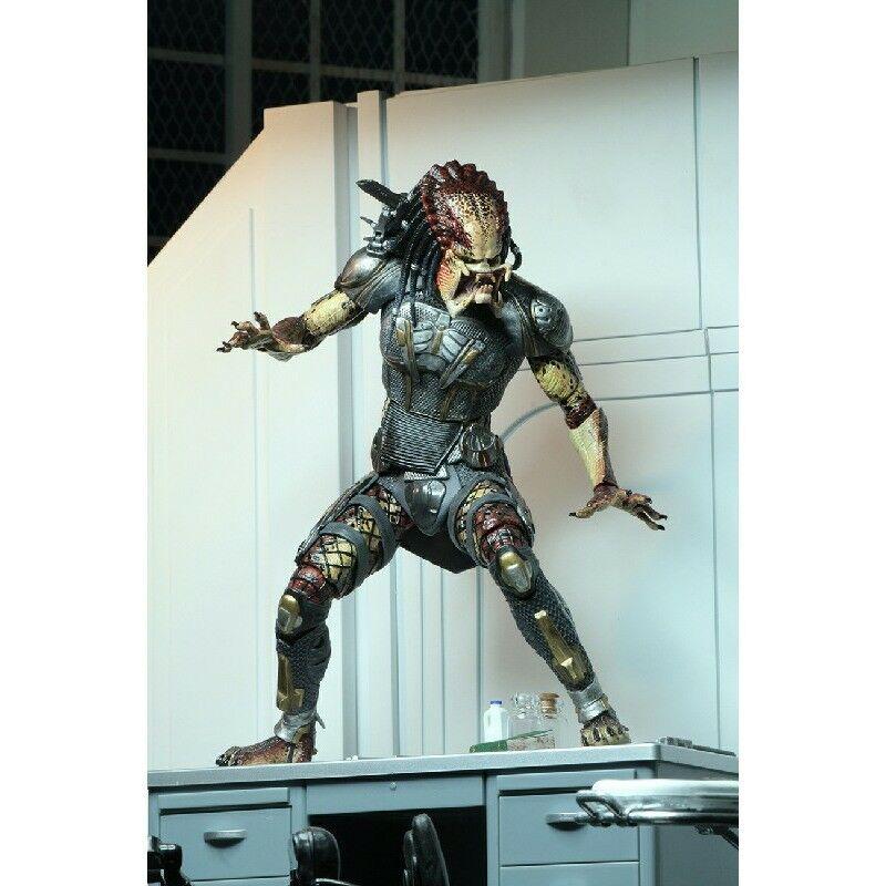 Predator (2018) (2018) (2018) - 7  Scale Action Figure - Ultimate Fugitive Predator 30527f