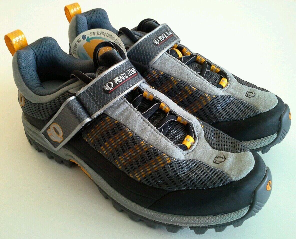 Donna PEARL IZUMI X-ALP LOW MOUNTAIN BIKE/SPINNING scarpe SZ US 5.5/EU 36/CM 22