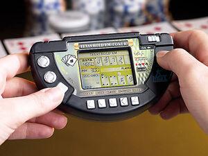 Videogioco Poker Portatile Video Games Console Gioco Display LCD Retro vintage