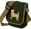 thumbnail 16 - Chihuahua-Dog-Bag-Dog-Walkers-Bag-Shoulder-Bags-Birthday-Xmas-Gift-New-Colours