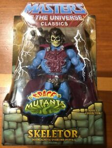 MOTUC Masters Of The Universe Classics SKELETOR Brand New