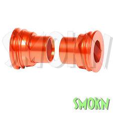 RFX Rear Wheel Spacers KTM EXC-F 250 350 400 450 525 530 03-17 Orange Pro Series