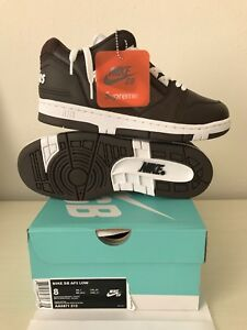 Supreme Nike SB Air Force 2 brown size 8 sold out